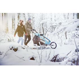 Croozer Click & Ski svart/silver